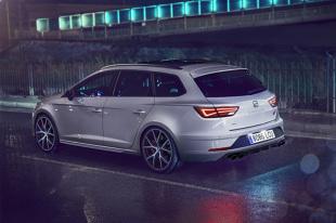 Seat Leon ST CUPRA 370 Carbon. Znamy cenę