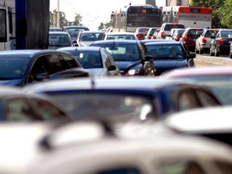 Uwaga kierowcy! Zmiana organizacji ruchu przy Wałach Chrobrego w Szczecinie