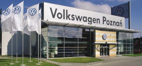 Fot. VW: W działającej w Antoninku fabryce pracuje prawie 6 tys. osób.
