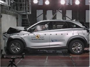 Testy zderzeniowe Euro NCAP. Najbezpieczniejsze auta 2018 roku