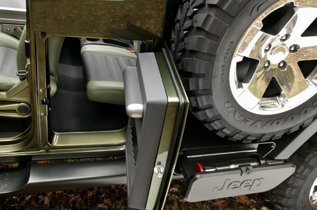zdjęcie Jeep Gladiator