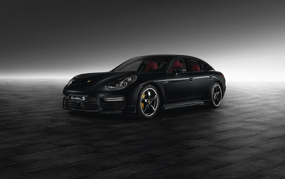 Porsche Panamera Turbo S / Fot. Porsche Exclusive