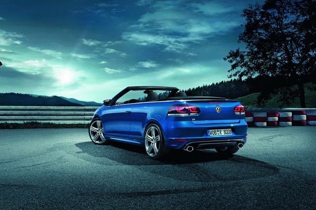 zdjęcie Volkswagen Golf R Cabrio