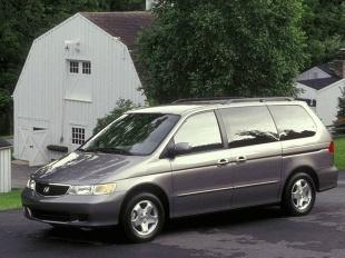 Honda Odyssey II (1999 - 2004) Minivan