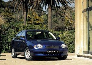 Toyota Corolla VIII (1997 - 2002) Hatchback