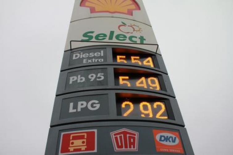 Ceny paliw - benzyna podrożała, olej napędowy bez zmian
