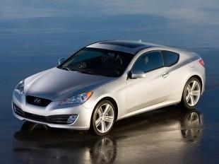 Hyundai Genesis I (2008 - teraz) Coupe