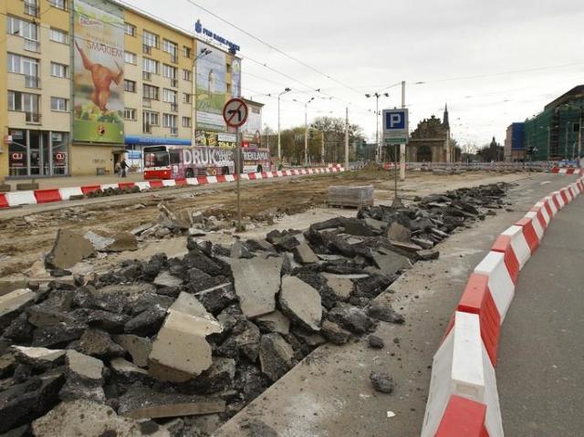 Szczecin: Rozpoczyna się kolejny etap przebudowy Bramy Portowej