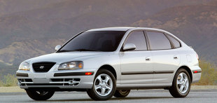 Hyundai Elantra III (2000 - 2006)
