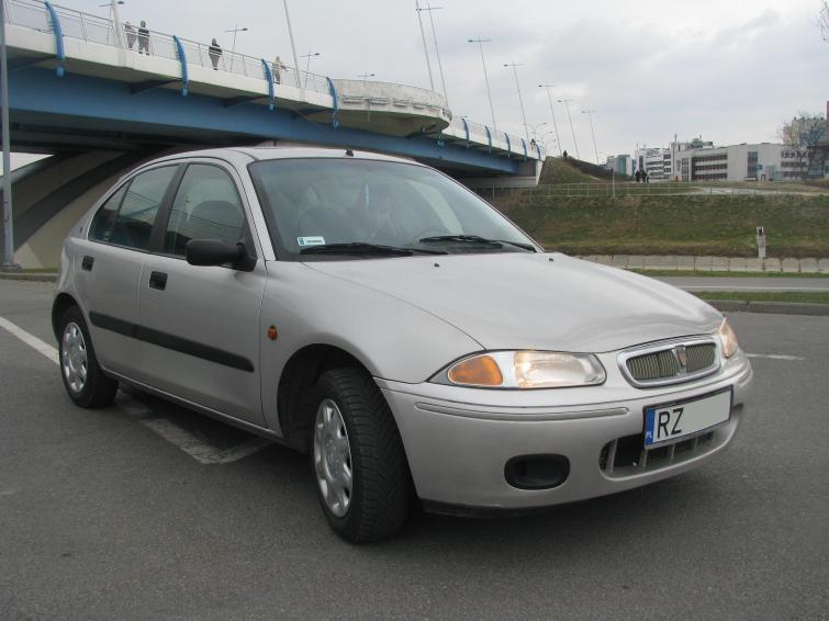 Testujemy używane: Rover 214 – w cenie Fiata Seicento
