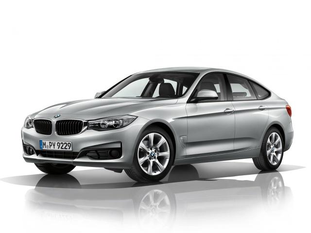zdjęcie BMW serii 3 GT