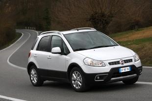 Fiat Sedici (2005 - teraz) SUV