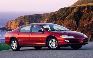 Dodge Intrepid II (1998 - 2004) Sedan