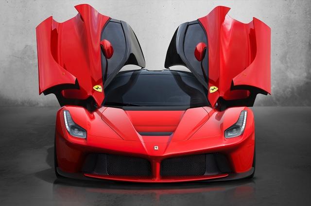 Ferrari LaFerrari, fot.: Ferrari