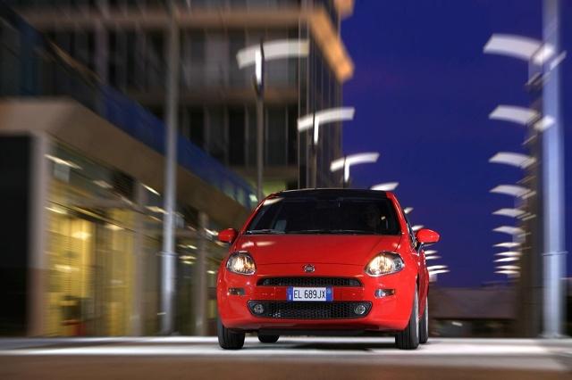 Fiat Punto, Fot: Fiat