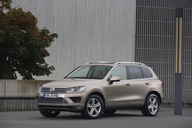 Volkswagen Touareg Business Line / Fot. Volkswagen