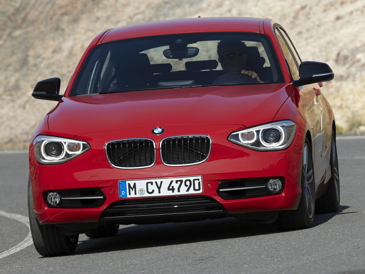 BMW Serii 1 / Fot. BMW