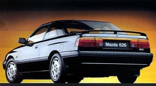 Mazda 626 III (1987 - 1996) Coupe