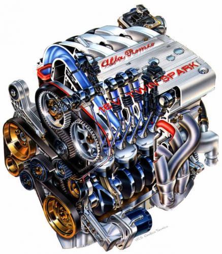 Fot. Fiat: Wlanie gęstego oleju powoduje czasowe uszczelnienie luzów w silniku.