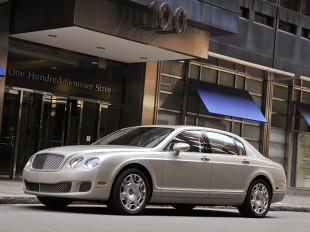 Bentley Continental Flying Spur (2006 - teraz) Sedan