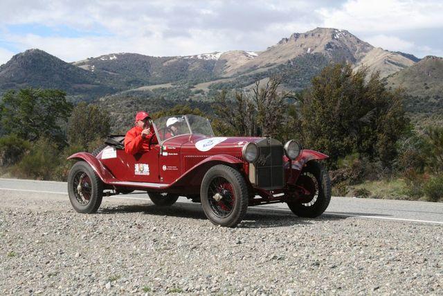 zdjęcie Alfa Romeo 6C 1500