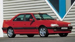 Peugeot 405 (1987 - 1996) Sedan