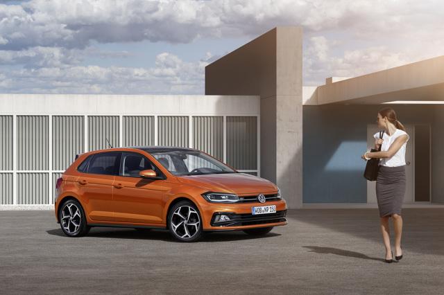 zdjęcie Volkswagen Polo