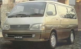 Toyota Hiace IV (1995 - 2004) Furgon