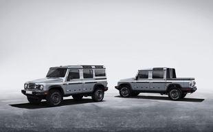 Ineos Grenadier. Następca kultowego Land Rovera