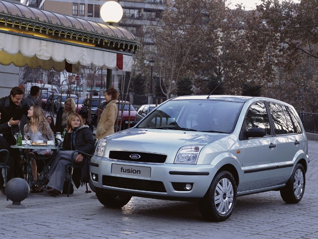 zdjęcie Ford Fusion