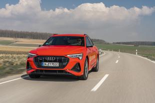 Audi e-tron Sportback. SUV coupé uzupełnia rodzinę pojazdów e-tron