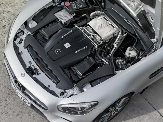 zdjęcie Mercedes-Benz AMG GT