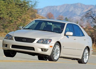 Lexus IS I XE10 (1998 - 2005)