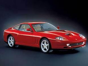 Ferrari 550 (1996 - 2001) Coupe