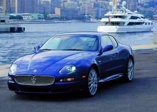 Maserati GranSport (2001 - 2007) Coupe