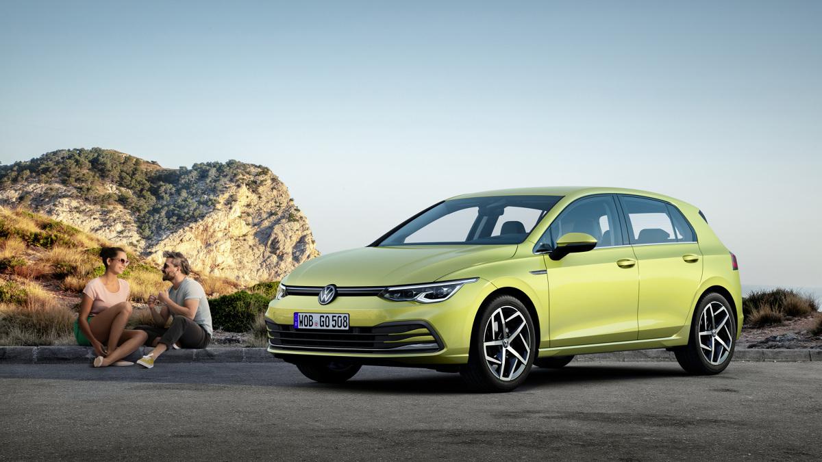 W Niemczech podano do wiadomości publicznej ceny nowego Golfa 8. generacji.   Fot. Volkswagen
