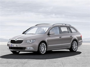 Skoda Superb II (2008 - 2015) Kombi