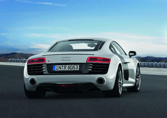 zdjęcie Audi R8 V10