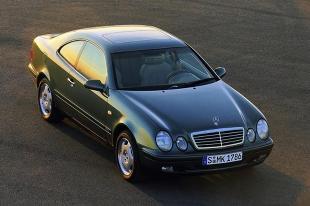 Mercedes-Benz Klasa CLK W208/C208/A208 (1996 - 2003) Coupe