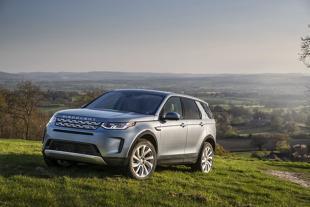Land Rover Discovery Sport. Po liftingu nie tylko nowe silniki