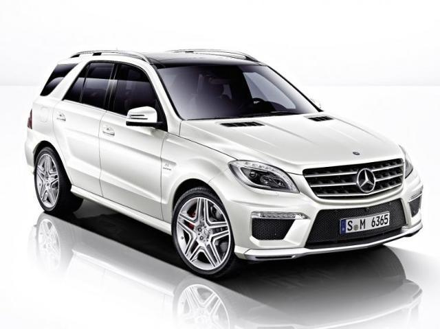 Nowy Mercedes ML AMG: tylko 5 sekund do setki