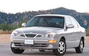 Daewoo Nubira (1997 - 2003) Sedan