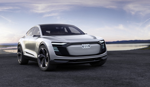 Audi e-tron Sportback concept. Kiedy na drogach?
