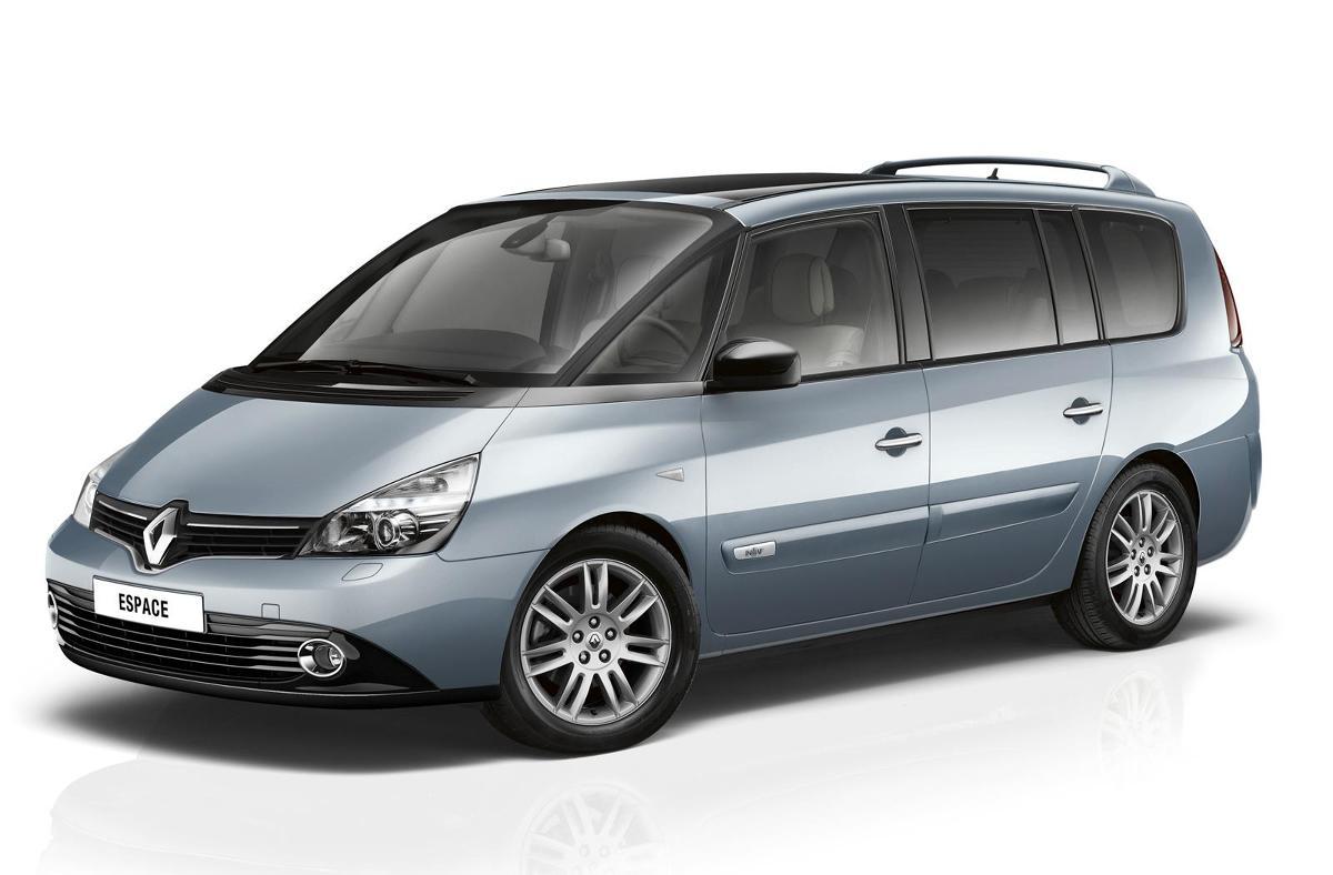 Renault Espace / Fot. Renault
