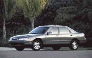 Mazda 626 IV (1991 - 1998) Sedan