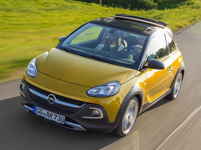 zdjęcie Opel Adam Rocks