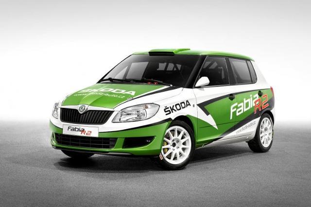 Skoda Fabia R2: nowa czeska rajdówka