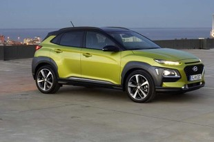 Hyundai Kona. Dwa silniki do wyboru (video)