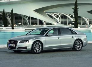 Audi A8 III (D4) (2010 - teraz)