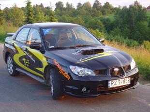 Poradnik zakupowy – używane Subaru Impreza II (2001-2007)
